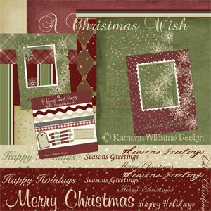 Product picture RamonaWilliams ChristmasWish.zip